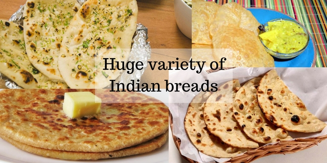 types_of_bread_India