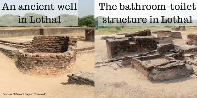 Oldest-sanitation-system-India-lothal