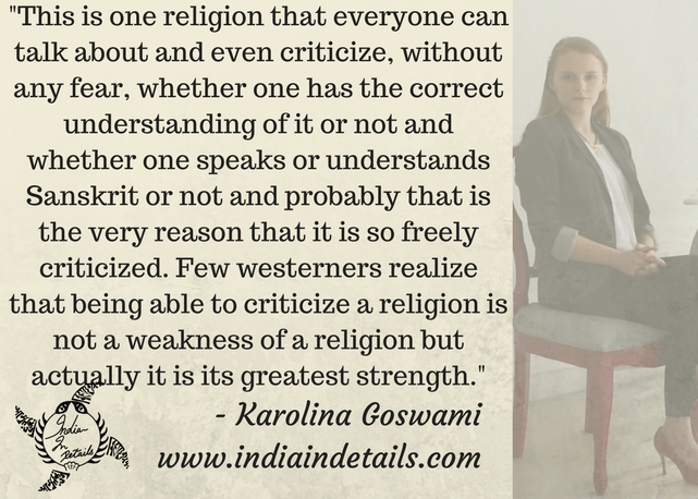 quote_on_hinduism_by_karolina_goswami